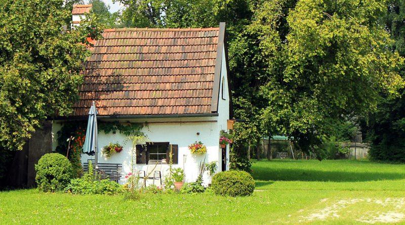 Uw vakantiehuis: een idyllisch plekje