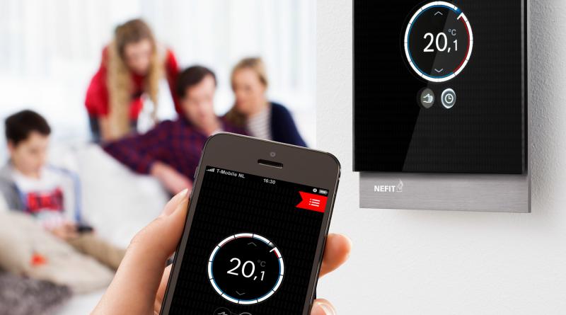 Nefit Easy; een slimme thermostaat voor uw tweede huis